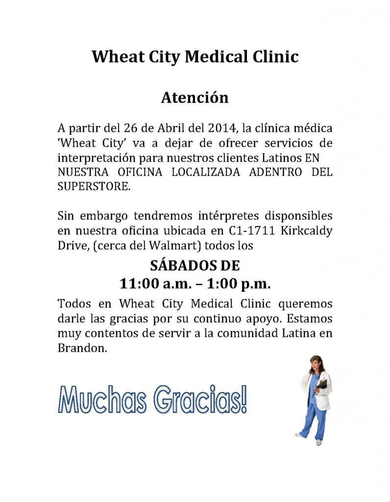 La-Clinica-Medica-Wheat-City